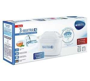 Brita Maxtra+ Pack of 3 - £12.33 with day2dayshop on ebay