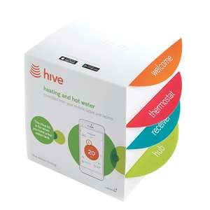 Hive v1 Central Heating & Hot Water £49.99 @ Screwfix