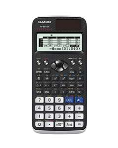 Casio FX-991EX-S-UH Scientific Calculator (suitable for use in GCSE exams) - Amazon same day delivery (Prime) -  £26.63