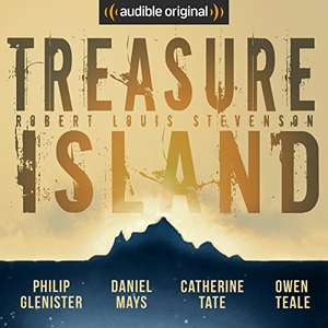 Treasure Island audiobook (Audible Original) streaming free on Echo devices