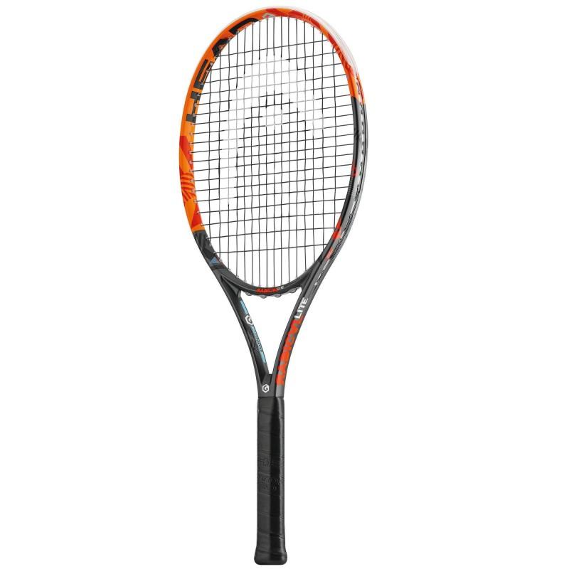 HEAD Radical Lite Tennis Racket - Orange/Black for £39.99 + Free C&C @ Decathlon