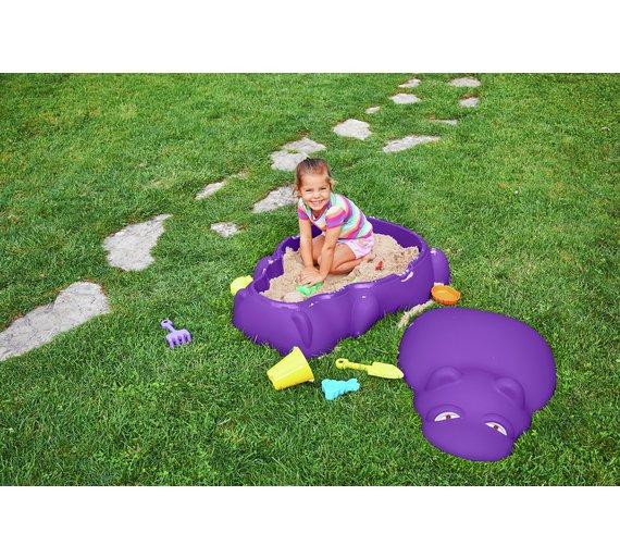 Chad Valley Hippo Sand Pit now £19.99 C+C @ Argos