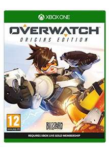 Overwatch (Xbox One) £17.85 Delivered @ Base