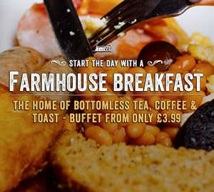Nuneaton Pub giving away FREE full English breakfasts tomorrow - but be quick only Ten free breakfasts will be available
