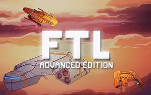 FTL: FASTER THAN LIGHT £1.74 @ Humble Bundle