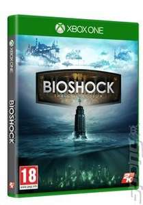 BioShock: The Collection (Used, Xbox one) - £11.15 @ musicMagpie