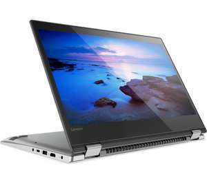 "LENOVO Yoga 520 14"" 2 in 1 - Grey £379 @ PC world"
