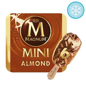 6 Magnum minis for £1.94 @ Tesco