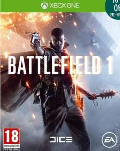 Battlefield 1 Xbox one (Used) £5.93 @ Music Magpie