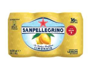 San Pellegrino Limonata 6x330ml £3 @ ASDA