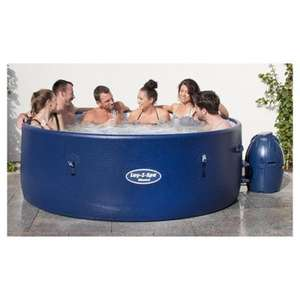 Bestway Lay-Z-Spa Monaco Inflatable Hot Tub £492.15 + £7.95 delivery @ Tesco (15% off lay z spas at TESCO direct with code TD-H4RF)