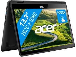"Acer Spin 5 13.3"" Convertible Laptop - Intel Core i3, 4GB RAM, 128GB SSD, Full-HD IPS Touchscreen, Backlit Keyboard £329.97 @ BOX UK"