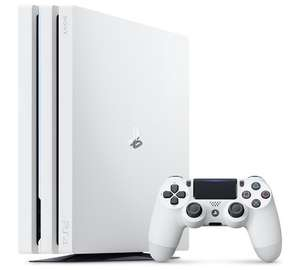 White PS4 Pro with God of War - limited stock £349.99 @ Argos