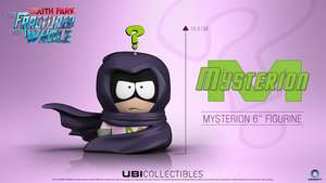 [Figurine Sale] Mysterion 6 £9.85 / Fallen Angel £21.85 / Watch Dogs 2 Wrench £14.85 (More in the OP) @ Shopto