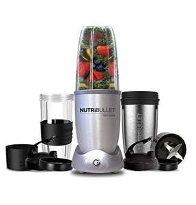 Price drop! NutriBullet 1200 Series Blender with Smart Technology and Stainless Steel Mug, 1200W, 12pc set,Silver £79 @ amazon (Prime Exclusive)