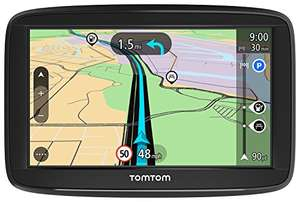 TomTom Start 52 5 inch Sat Nav with UK Lifetime Maps - £79.99 @ Amazon