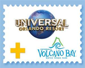 Universal 3 Park Explorer 14 Day Ticket £211 Adults £203 Child