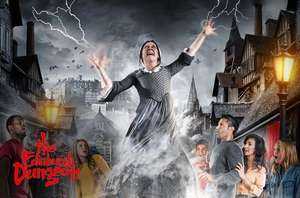 EDINBURGH DUNGEON TICKETS - Up To 60% off