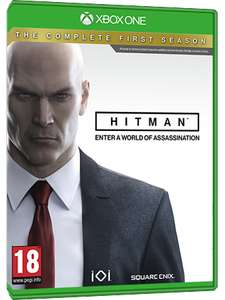 Price reduction! Hitman The Complete First Season £14.16 @ MMoga