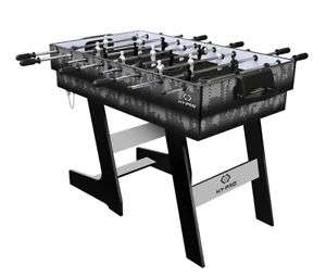 Hy-Pro Folding 4ft 4-in-1 Hockey Football Tennis & Pool Games Tables @ Tesco eBay Outlet