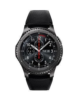 Gear S3 Frontier Smart Watch £274 UK Model @ Very
