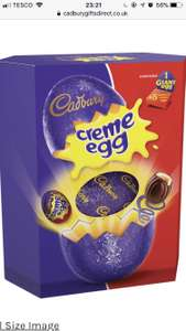 Tesco Easter eggs,chocolate and sweets reduced by 75% in Store from Sunday morning @ Tesco