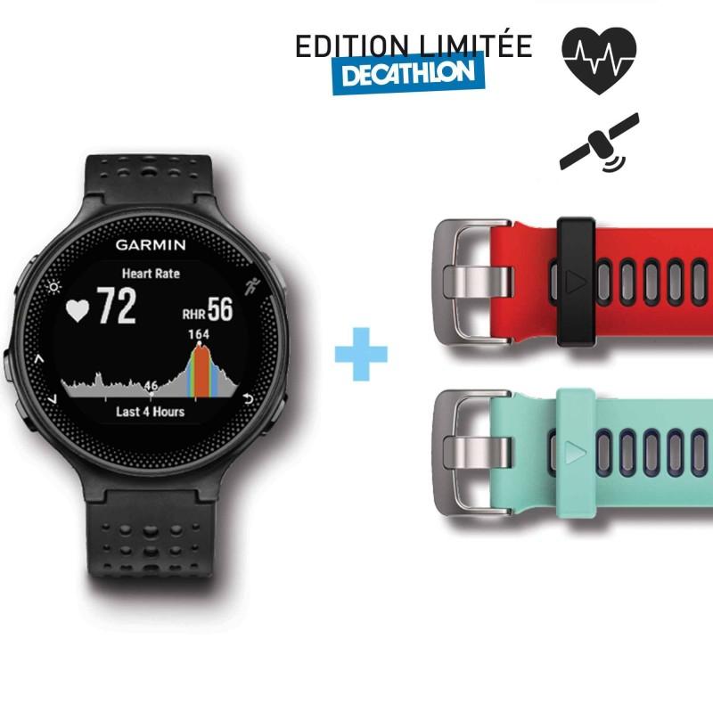 Garmin Forerunner 235 GPS Watch £159.99 @ Decathlon