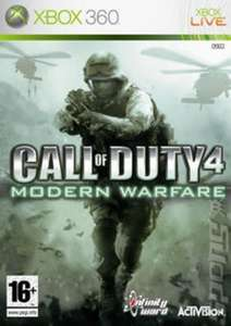 Call of Duty 4: Modern Warfare - £2.99 / Call of Duty: Black Ops - £3.59 / Call of Duty: World at War - £4.13 (Xbox One/360) (Pre-owned) @ Music Magpie