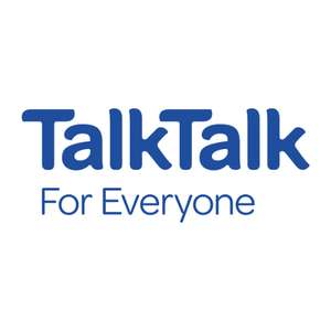 Standard Broadband and Unlimited Anytime Calls inc. mobiles £18.95 pm TalkTalk