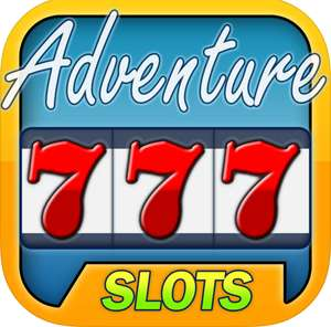 Slots of Adventure iOS free for a limited time (Offers In-App Purchases)
