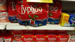 Typhoo tea 440 @ Home Bargains prenton /wirral - £3.99