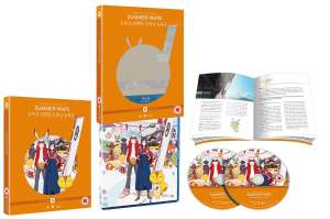 Summer Wars Hosoda Collection Collectors Edition Blu-ray £9.99 @ The Entertainment Store/Ebay