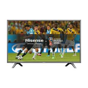 Hisense H55N5700 Grey - 55inch 4K Ultra HD HDR Smart TV £422.99 (using code) @ Co-op Electrical