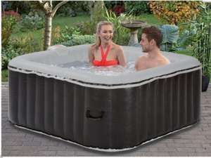 Heated Inflatable Hot Tub Spa £249.99 when added to basket at Studio