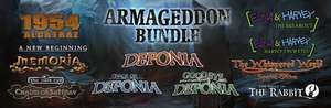 Daedalic Armageddon Bundle in the Steam Daedalic Entertainment Publisher Sale - £9.89