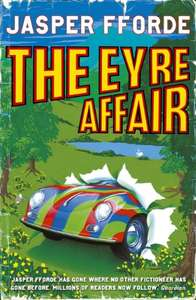 Jasper Fforde Thursday Next Series 99p Each on Kindle @ Amazon