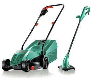 Bosch Rotak 32cm Corded Mower And Trimmer - Twin Pack £89.98 @ Argos