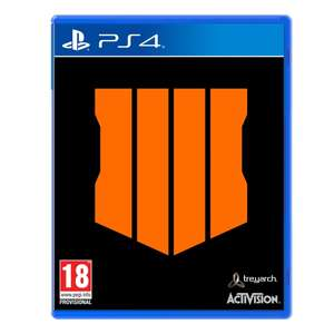 Call Of Duty Black Ops 4 PS4 - pre order with playerpoints. - £46.99 @ 365 Games
