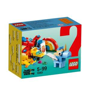 LEGO 10401 60th Anniversary Rainbow Fun £2.99 @ Smyths (In-Store Only)