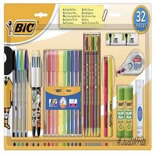 Bic Writing Set 32 Pieces £6 @ Tesco Direct