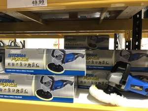 Draper Storm Force Angle Polisher at Costco £59.98 instore