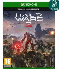 Halo wars 2 xbox one (used) £8.09 @ music magpie