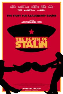 The Death of Stalin £3.45 on Rakuten TV (or free with Wuntu)