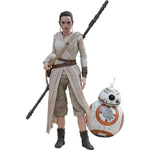 Hot Toys HT902612 1:6 Scale Rey and BB-8 Figure Set £230.99 @ Amazon
