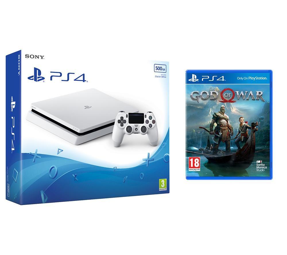 SONY PlayStation 4 Slim & God Of War Bundle £282.22 @ Currys