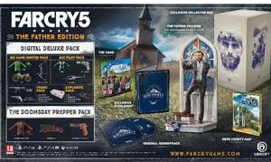Far Cry 5 The Father Edition (PS4 & XBOX ONE) £64.99 @ Amazon