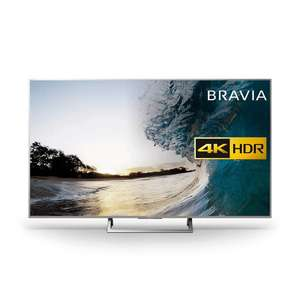 "Sony KD55XE8577SU 55"" 4K Ultra HD Smart LED TV (5 Year Warranty) £792.99 Delivered with Code 'CTV60' @ Co-op Electrical"