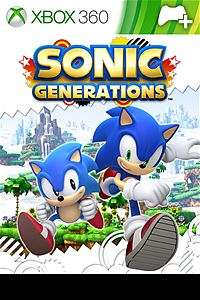 Sonic Generations - Casino Night Pinball at MS Store free DLC