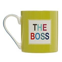 Ben de Lisi Home Designer Fine China Mugs £3.20 with code VB63 + £2 c&c at Debenhams - Was £10