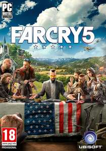 Far Cry 5 [PC - Uplay key] £37.49 @ gamesplanet